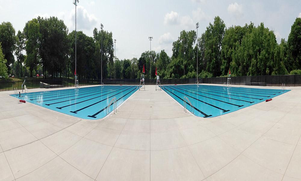 Brennan Pool Bathhouse Renovation Detroit Michigan